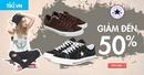 Tp. Hồ Chí Minh: Mã giảm giá Tiki giảm giá lên tới 40-50% tất cả giày Converse CL1648904P2