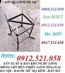 Tp. Hà Nội: Cụm bulong neo, cụm bulong móng cột đèn 0968. 521. 058 bán bu lông Hà Nội CL1648656P4