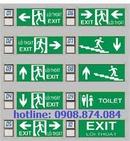 Đồng Nai: đèn exit thoát hiểm, đèn exit chỉ hướng thoát hiểm giá rẻ #@#$^ CL1694676P4