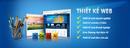 Tp. Hà Nội: Thiết kế website chuẩn seo chuyên nghiệp CL1648904