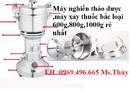 Tp. Hà Nội: Địa chỉ bán máy xay thuốc bắc 800g tại hà nội. CL1652420