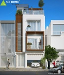 Tp. Hà Nội: Thiết kế nhà phố 3 tầng kiểu hiện đại đẹp sang trọng CL1689010P5