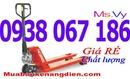 Tp. Hồ Chí Minh: Xe nâng tay 2500kg, xe nâng tay giá rẻ, xe nâng pallet, xe nâng kéo pallet CL1649239