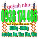 Bình Thuận: xe nang nguoi 300kg cao 12, xe nang nguoi 500kg cao 12, xe nang nguoi 500kg cao 16 CL1649229