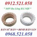 Tp. Hà Nội: Bán vòng đệm sứ, đinh chống cắt 0947. 521. 058 đinh hàn, sứ hàn Hà Nội CL1649271