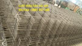 # Lưới thép hàn D6 (150* 150)