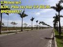 Tp. Hồ Chí Minh: $*$. Đất nền liền kề khu dân cư tiện đầu tư sinh lợi cao CL1658730P8