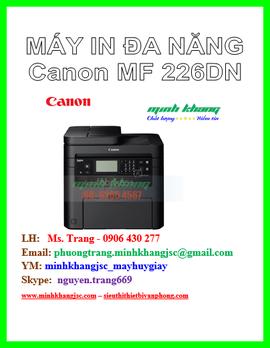Máy in đa chức năng Canon MF 226DN chính hãng giá rẻ nhất
