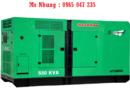 Tp. Hà Nội: Máy phát điện MTU -HT5M50-500KVA hàng Hữu toàn CL1651541P7