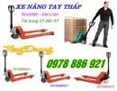 Tp. Hồ Chí Minh: Chuyên xe nâng tay, xe kéo pallet giá rẻ CL1651541P7
