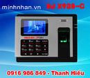 Tp. Hồ Chí Minh: máy chấm công bằng vân tay X938 giá rẻ nhất, cúp điện vẫn chấm công được CL1651198
