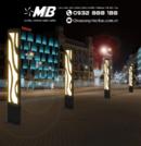 Tp. Hà Nội: Đèn chiếu sáng trong thiết kế cảnh quan độc đáo nhất CL1650794