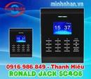 Tp. Hồ Chí Minh: máy chấm công kiểm soát cửa Ronald jack SC-405 giá rẻ CL1651198