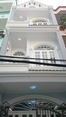 Nhà Lê Văn Qưới quận Bình Tân: DT 4x22m 3. 5 tấm