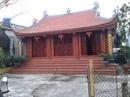 Tp. Hà Nội: Chuyên thiết kế và thi công các công trình nhà từ đường, nhà cổ CL1688557P5