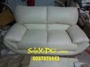 Tp. Hồ Chí Minh: Sửa ghế sofa da bò như mới - Bọc lại ghế sofa da bò tại nhà quận 7 CL1651812