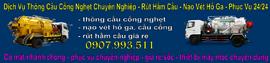 Thông tắc bồn cầu Biên Hòa 0907 993 511