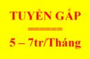 Tp. Hồ Chí Minh: HCM - Cần Tuyển Gấp NV Post bài lên mạng 2-3h/ ngày lương 7tr/ tháng CL1654759P3