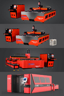 Tp. Hồ Chí Minh: May cat laser fiber, fiber laser cutting machine, Fiber-500W BSL-3015 CL1699495