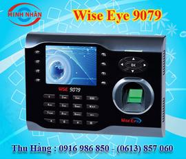 Máy chấm công Wise Eye 9079 - lắp máy tận nơi giá rẻ - 0916986850