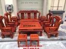 Bắc Ninh: Bàn ghế đẹp, Bộ bàn ghế đồng kỵ Minh quoc voi V12 B156 CL1651812