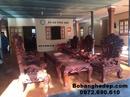 Bắc Ninh: Bộ bàn ghế Đồng Kỵ gỗ hương, Bộ rồng khay B157 CL1651812