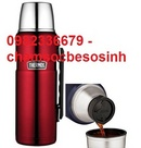 Tp. Hồ Chí Minh: Bình thủy giữ nhiệt thermos 24h-1. 2L màu đỏ – km giảm giá CL1694052