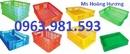 Tp. Hà Nội: Sóng nhựa hộp nhưa các loại giá rẻ nhất thị trường! CL1652638P3