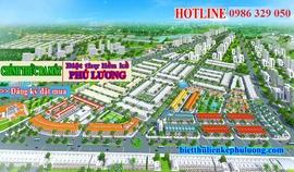 Mở bán chính thức liền kề biệt thự Phú Lương đã có sổ đỏ theo block