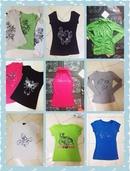 Tp. Hồ Chí Minh: Tly hơn 2000 áo thun nữ giá het lô 13k bao dep CL1672345