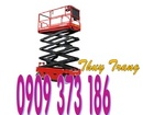 An Giang: thanh lý xe nâng, thang nâng người giá rẻ, thang nâng hàng giá rẻ, mua thang rẻ CL1652806