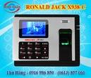 Tp. Hồ Chí Minh: Máy chấm công Ronald Jack X938C - có pin lưu 8h - 0916986850 Hằng CL1652805