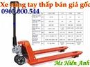 Tp. Hồ Chí Minh: Xe nâng tay thấp, xe nâng tay cao giá rẻ toàn quốc CL1652881