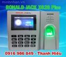 Tp. Hồ Chí Minh: máy chấm công vân tay Ronald jack X628-PLUS giá tốt, giá tốt nhất CL1653173