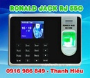 Tp. Hồ Chí Minh: máy chấm công Ronald jack RJ-550, dùng cho văn phòng nhỏ, xí nghiệp nhỏ CL1653392