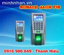 Tp. Hồ Chí Minh: máy chấm công Ronald jack F-18, lắp đặt access control giá tốt nhất CL1653392