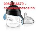Tp. Hồ Chí Minh: Bình tập uống avent chim cánh cụt scf753-25 trắng đen – km giảm giá iện tại côn CL1675814P5