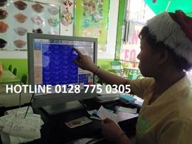 Máy tính tiền cảm ứng bán tại Đồng Nai