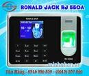 Bình Dương: Máy chấm công Ronald Jack RJ-550A - công nghệ mới 2016 giá ưu đãi CL1653392