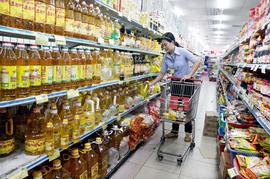 Máy quét mã vạch siêu khuyến mãi cho cửa hàng, shop, siêu thị