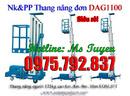 Tp. Hồ Chí Minh: Thang nâng người 10m DAG1100 Eoslift - GIÁ RẺ (0975 792 837) CL1653794
