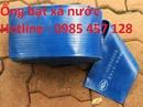 Tp. Hà Nội: ### Ống bạt PVC xả nước màu xanh phi 50 – 0985 457 188 CL1657043P10