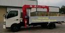 Bình Dương: Công ty bán xe tải Xe cẩu HINO FL 8JTSL 16 TẤN, mua xe tải trả góp, bán xe tải CAT3_37P9