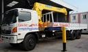 Tp. Hồ Chí Minh: Bán Xe tải gắn cẩu HINO , Xe cẩu HINO XZU730 - 5, 2 TẤN, Xe cẩu thiết kế mới CAT3_37P9