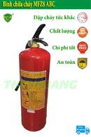 Tp. Hà Nội: Bạn biết gì về Thông tin đặc điểm bình chữa cháy ABC 8kg CL1657043P10