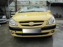 Tp. Hồ Chí Minh: Bán xe ô tô Hyundai Getz AT 2009, màu vàng, 299 triệu CL1654549