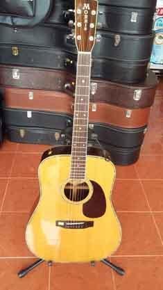 Bán guitar Morris W 35 Nhật