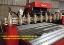 Đồng Nai: Máy điêu khắc gỗ 10 mũi dao kết cấu bền vững, đem lại lợi ích kinh tế cao CL1698610