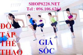 Địa chỉ mua đồ tập GYM nữ uy tín giá rẻ tại Hà Nội 096. 106. 6264