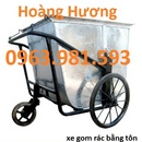 Tp. Hà Nội: xe gom rác , các loại xe gom rác giá rẻ nhất thị trường! CL1656719P4